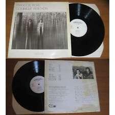 FRANCOIS FICHU/DOMINIQUE PERICHON-Aurore Rare LP Private Press Jazz Fusion