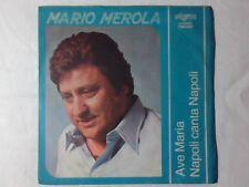 "MARIO MEROLA Ave Maria 7"""