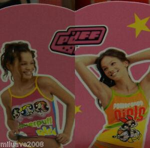 2 Camisetas /a-shirt the powerpuff girls super nenas PRINCESA algodón surtidas