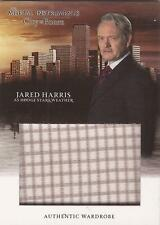 "The Mortal Instruments - W-JHI Jared Harris ""Hodge Starkweather"" Wardrobe Card"