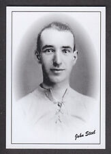 JF Collectibles - Popular Footballers 1919-39 - # 22 Steel - Nelson