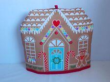 GINGERBREAD MAN/GINGERBREAD HOUSE  TEA COSY CHRISTMAS