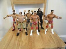 WWE Mattel Flexforce Wrestling Figures - John Cena, Roman Reigns Etc