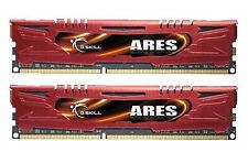 G.Skill F3-1600C9D-16GAR Ares DDR3SDRAM Kit 16GB (2x8GB) PC3-12800U DDR3 #406
