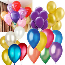 Metallic Balloons 20/Pack For All Occasions Classic Balloons With Added Shine