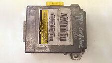 Original 1995-1996 Cadillac Eldorado Airbag Modul Steuerbox Sensor # 16221736