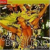Various Artists : Samba Enrado - Carnaval Brasiliano ( CD 2003)