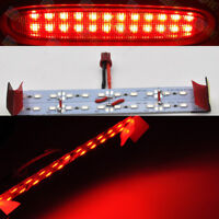 3RD THIRD BRAKE STOP RED LED Replace Panel Light Lamp For 04-2008 Mazda RX8 RX-8