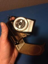 Leningrad 4 light meter vintage photography