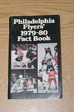1979-80 PHILADELPHIA FLYERS Yearbook - Fact Book