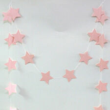4M Star Paper Bunting Hanging Garland Wedding Party Baby Shower Decorate Banner