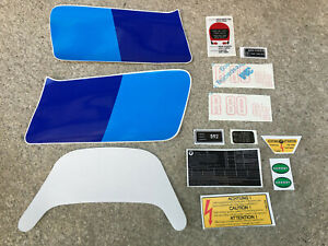 Stickers BMW R80 GS 1985 Complete Kit - Stickers/Adhesives/ Stickers/ Decal