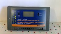 SUNFORCE Digital Solar Charge Controller 12 Volts 30 Amps up to 400 Watts