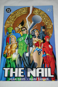 Justice League The Nail (DC) #1 of 3 1st Print