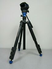 Benro Aero 4 Video Travel Angel Tripod (A2883FS4) - Max Load 8.8 lb (4 kg) (a)