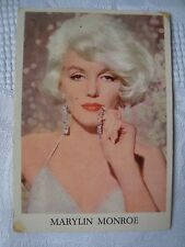 MARILYN MONROE rare VINTAGE limited collector´s trading card Richard Avedon