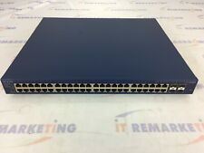 Netgear GS748TP 48-port 10/100/1000 PoE ProSafe Smart Switch