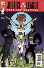 Justice League #1 Gods And Monsters Near Mint Unread Copy #cdec16-1942