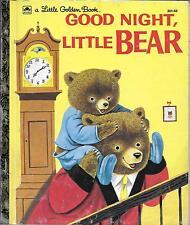 Good Night, Little Bear.  Excellent Condition.  Little Golden Book