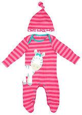 Gestreifte Baby-Kleidungs-Sets & -Kombinationen für Mädchen aus 100% Baumwolle