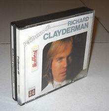 2 Cd L'album di RICHARD CLAYDERMAN - RCA Flashback 1987 Piano Box doppio