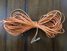 CORNING 62.5/125 FIBER OPTIC CABLE - APPROX. 66FT - EXCELLENT CONDITION!!!