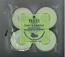Price's Patchouli Scented Candles & Tea Lights