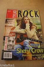 Tylko Rock 4/2002 Sheryl Crow, Kurt Cobain, Tool, Motorhead, Slipknot