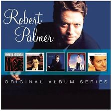 Original Album Series - Robert Palmer (2015, CD NUEVO)5 DISC SET