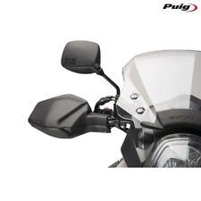 Guidons, poignées et leviers argentés Puig pour motocyclette