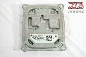 11-14 MERCEDES W221 S550 CL550 LED HEADLIGHT BALLAST VOLTAGE REGULATOR MODULE