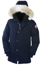Canada Goose Chateau Parka Size Small Navy Blue