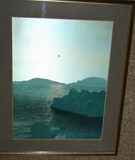 Large Foil Art Picture
