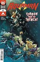 Aquaman #63 Cvr A Robson Rocha (2020 Dc Comics)
