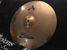 "Zildjian 17"" Custom A Crash Cymbal - Superb Condition"