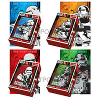Trefl Mini 4 x 54 Pieces Kids Boys Star Wars Episode VII Jigsaw Puzzle NEW