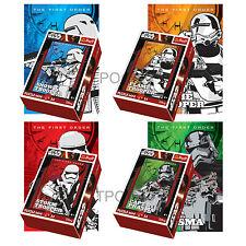 Trefl MINI 4 x 54 PEZZI BAMBINI RAGAZZI Star Wars Episodio VII Puzzle NUOVO