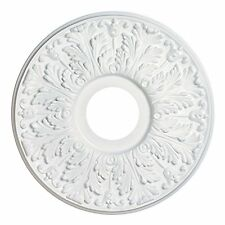 Angelo Brothers  Ceiling Fan Light Medallion, New, Free Shipping