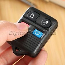 1Pc Car Key Remote Keyless 4 Buttons Key Fob Shell Pad Fit for Ford Mercury