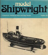 Model Shipwright No 10  (Conway 1974 1st)