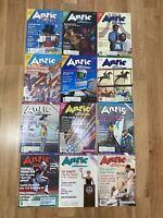 Antic - The Atari Resource - 12 Issues - 1987