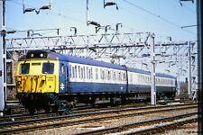 35mm Railway Slide Locomotive No 304010 (217-166)