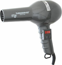 ETI Turbo 2000 Hair Dryer - Gun Metal