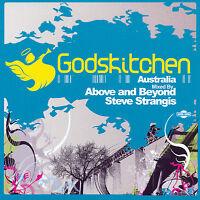 Godskitchen - Australia    *** BRAND NEW 2 CD SET ***