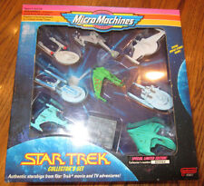 Star Trek Micro Machines Collector's Set New MIB Sealed