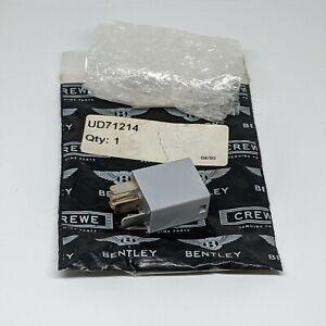 Bentley UD71214 Micro Relay - rolls royce bosch 0332207304  NEW OLD STOCK