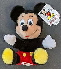 Micky Mouse. DisneyLand. Vintage 1980s. 18cm Approx tall.