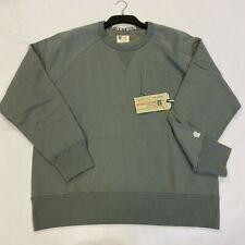 CHAMPION Crew Neck Sweatshirt Steet Metal Grey Mens Size UK XL *REF195