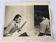 Vintage Luther Tucker & J Geils Boston Tea Party  photo Blues