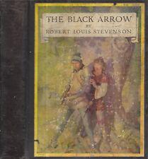 1927 BLACK ARROW ILLUSTRATED  N.C. WYETH NINE COLOR PRINTS KNIGHTS WAR OF ROSES